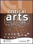Image for 'Print, Publishing and Cultural Production in South Africa', Special Issue for Critical Arts